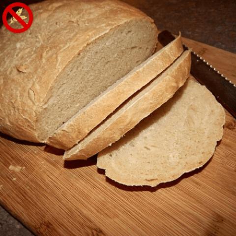 Extra broodje - Glutenvrij